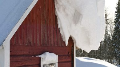 Photo of How To Safely Remove Snow From Your Roof This Winter
