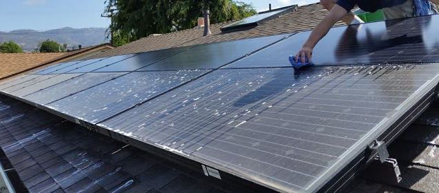 how to clean solar panels, remove snow from solar panels, remove dirt from solar panels, solar maintenance, how to clean, energy-efficiency, dirt, garden hose, solar energy, solar systems, clean your solar, overcast day, hire a professional, solar panel installations, good idea, soft brush, professional cleaning, clean the panels, electric bill, solar installers, bird droppings, solar panels, energy production, power production, solar panel maintenance, solar companies