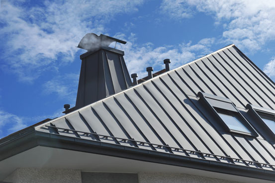 Roof cooling tech without white treatment