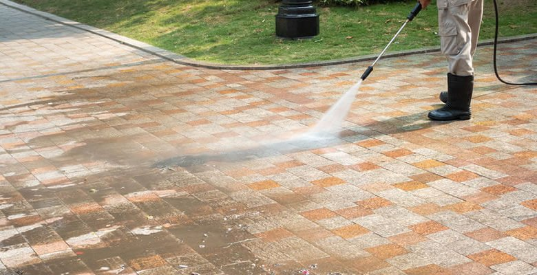 pressure washing home improvement