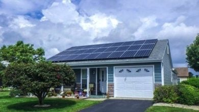 solar panels for homes